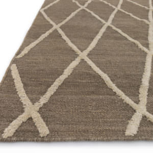 Loloi Adler AW-01 Taupe Rug (floor view)