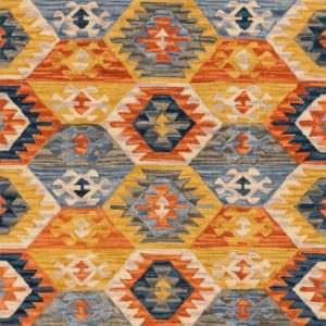 Loloi Brushstroke BI-05 Santa Fe Spice Rug
