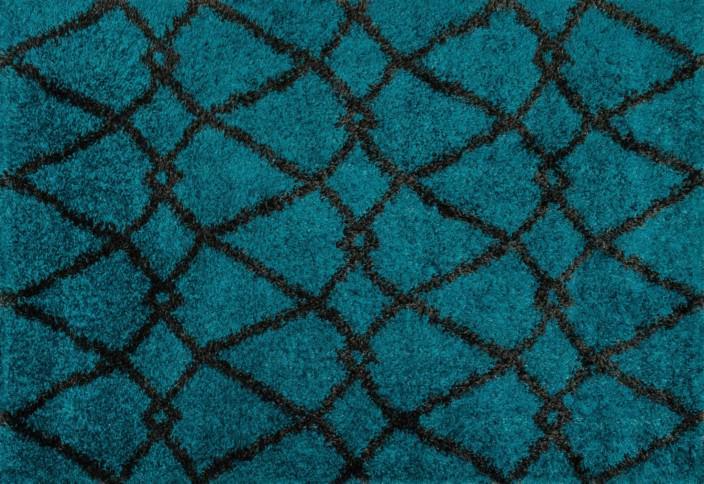 Loloi Cosma HCO01 Blue / Charcoal Rug