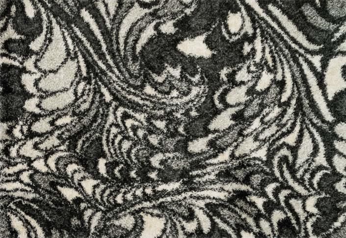 Loloi Cosma HCO05 Charcoal / Ivory Rug