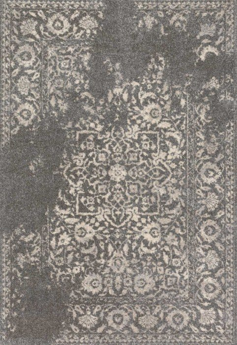 Loloi Emory EB-01 Charcoal / Ivory Rug