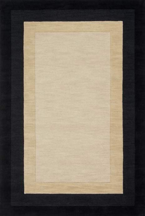 Loloi Hamilton HM-01 Ivory / Charcoal Rug