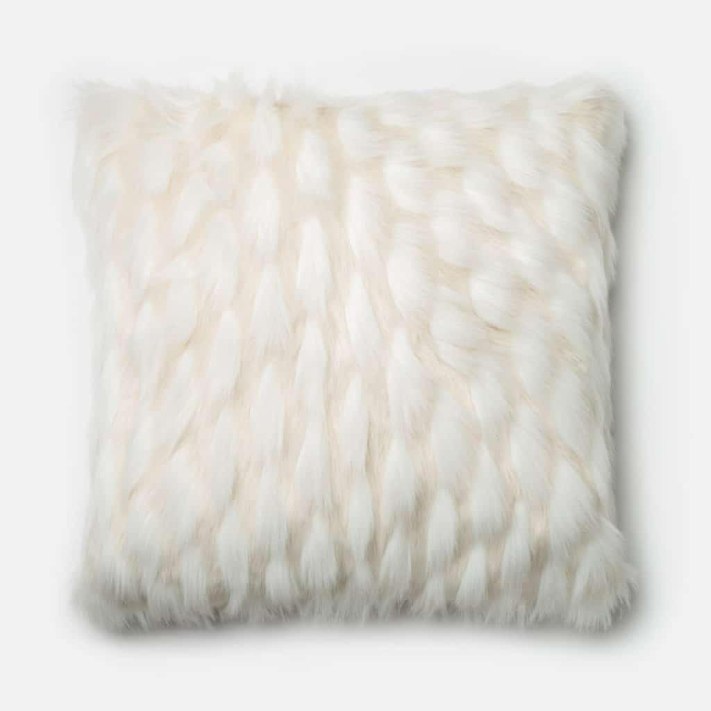Loloi POLY SET P0265 White Rug