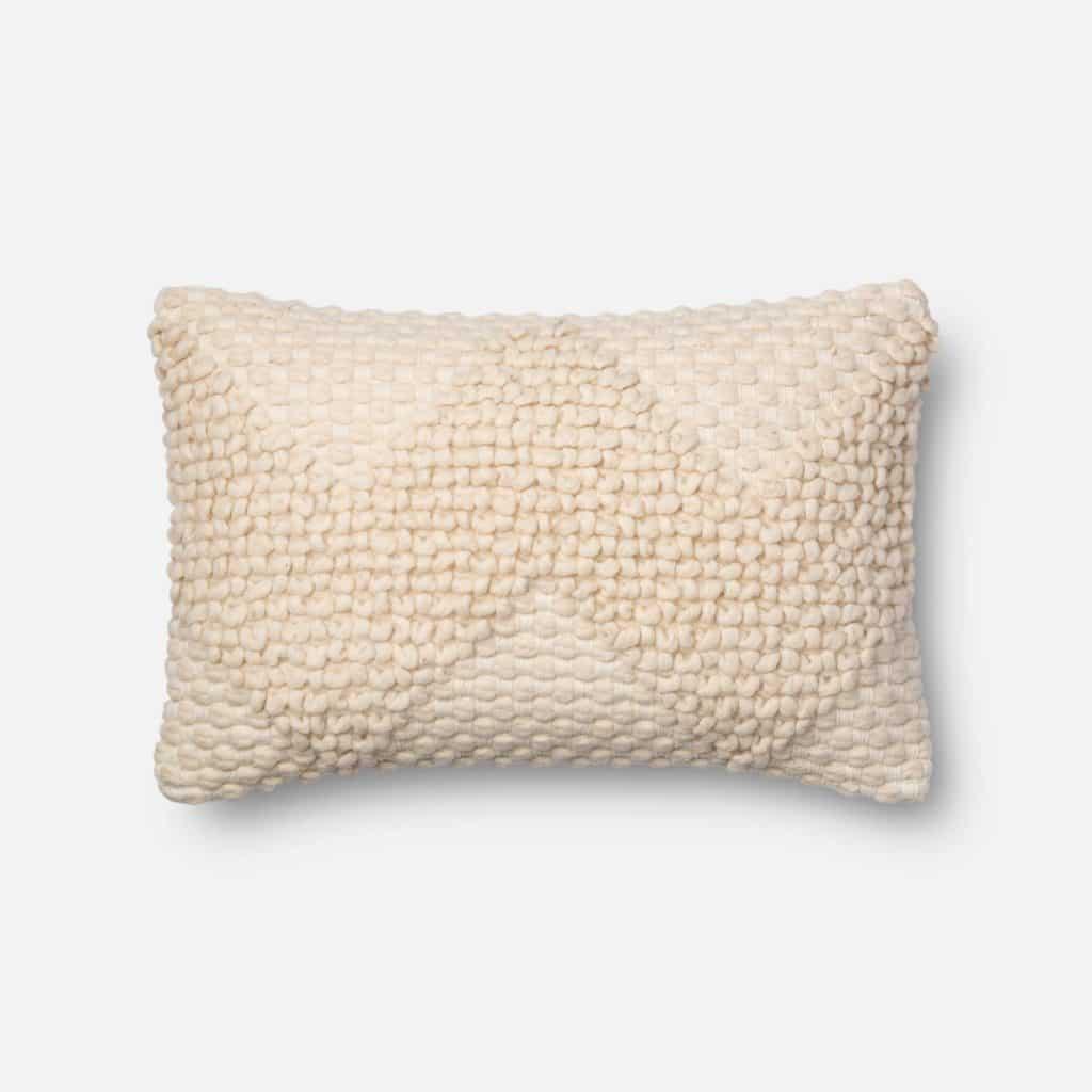 Magnolia Home P1007 Ivory Pillow