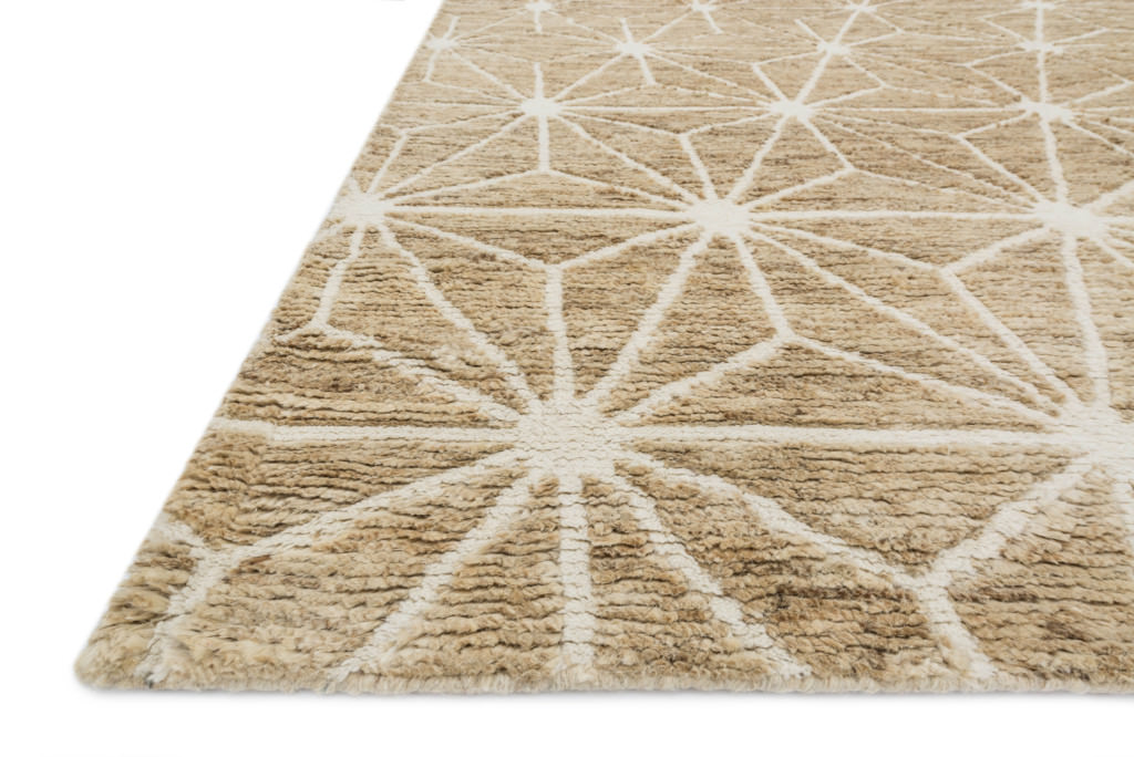 Loloi Sahara SJ-09 Ivory Rug (floor view)