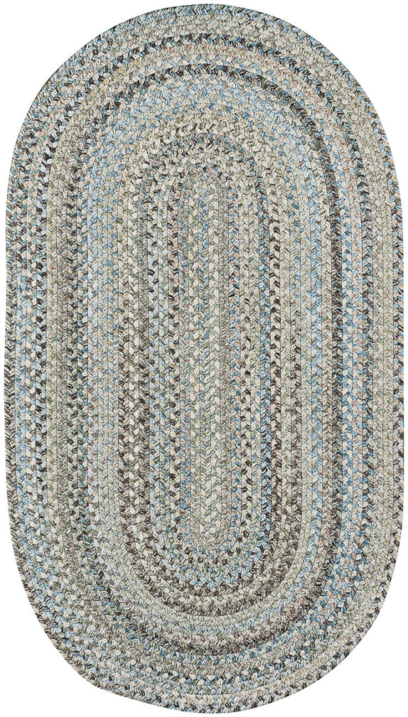 Capel Greenville 600 Natural Braided Rug