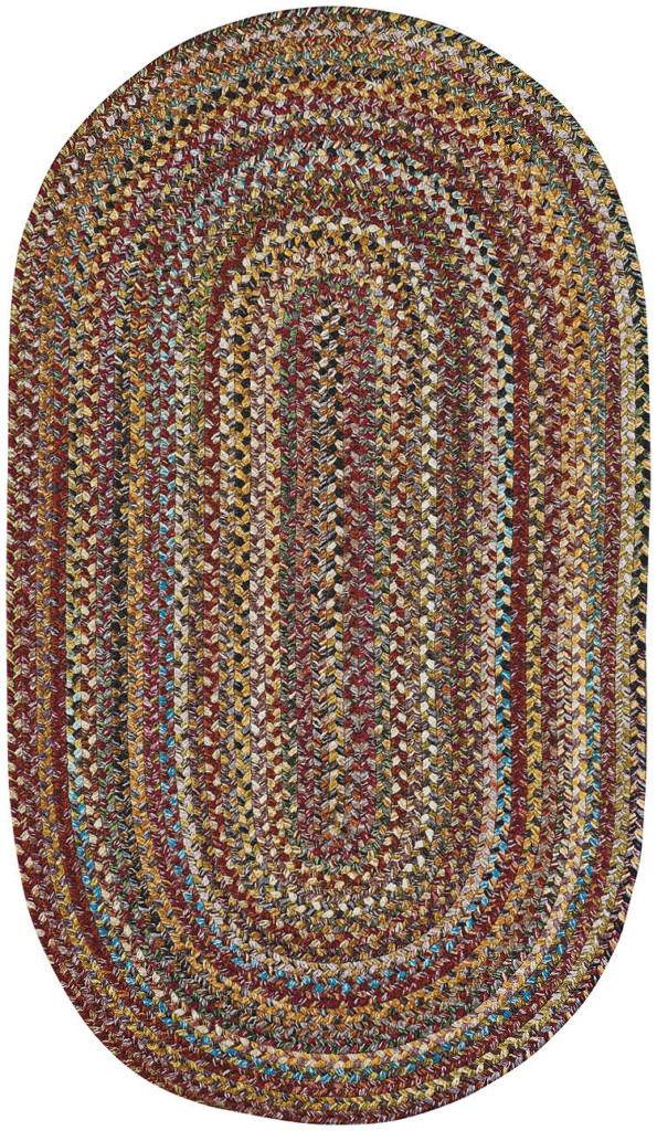 Capel Greenville 700 Cave Braided Rug