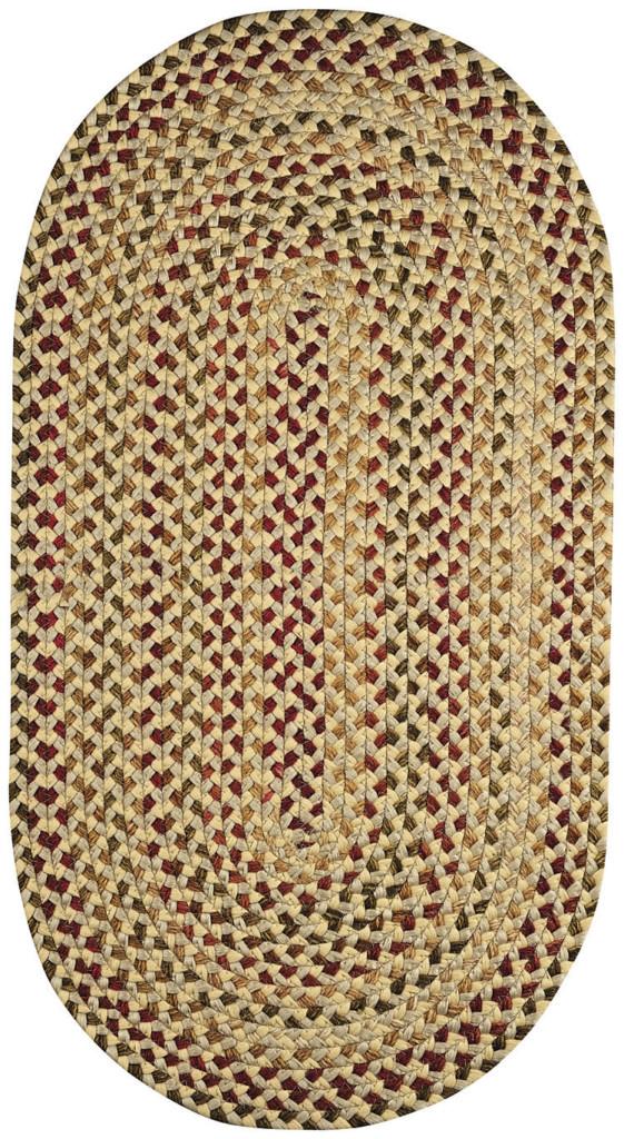 Capel Nu-Way 100 Straw Braided Rug
