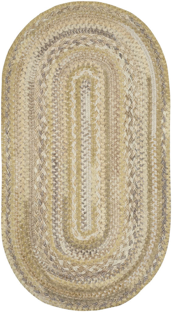 Capel Bayview 760 Neutral Braided Rug