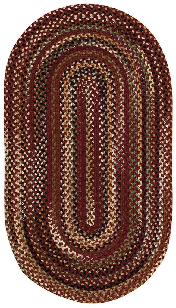 Capel Gramercy 500 Cinnabar Braided Rug