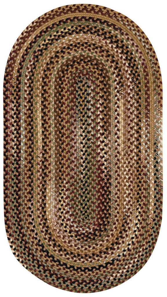 Capel Gramercy 700 Tan Braided Rug