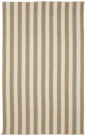 Capel Grassy Island 750 Seagrass Stripe Braided Rug