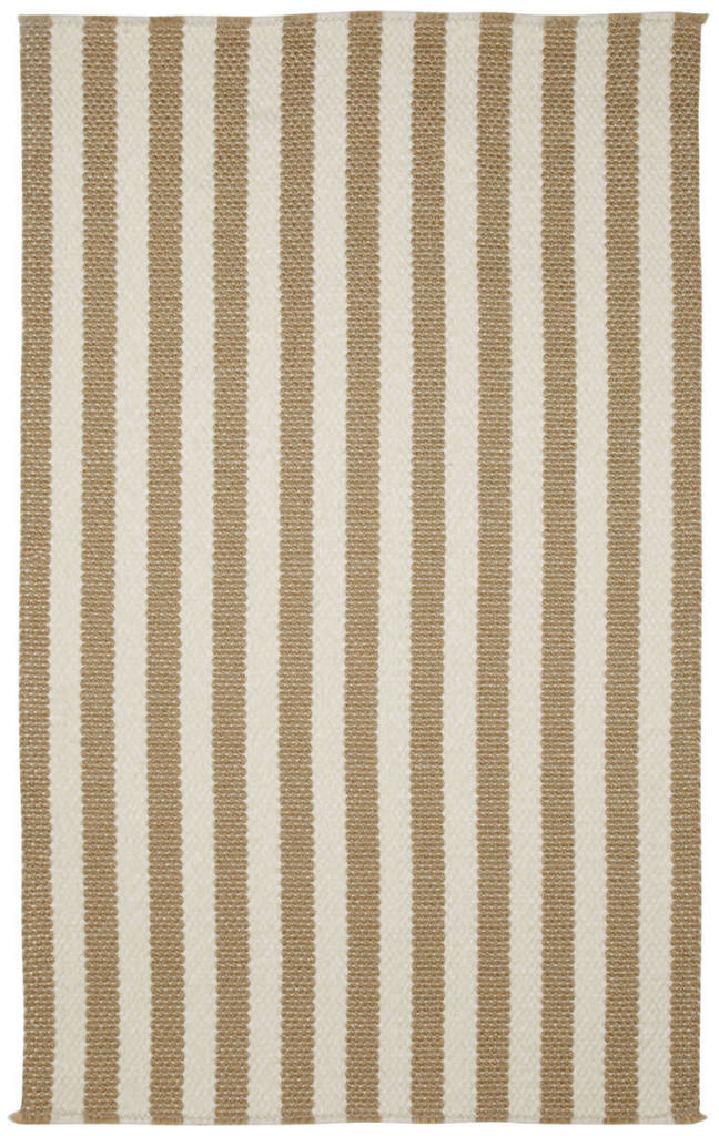 Capel Grassy Island 750 Seagrass Stripe Braided Rug