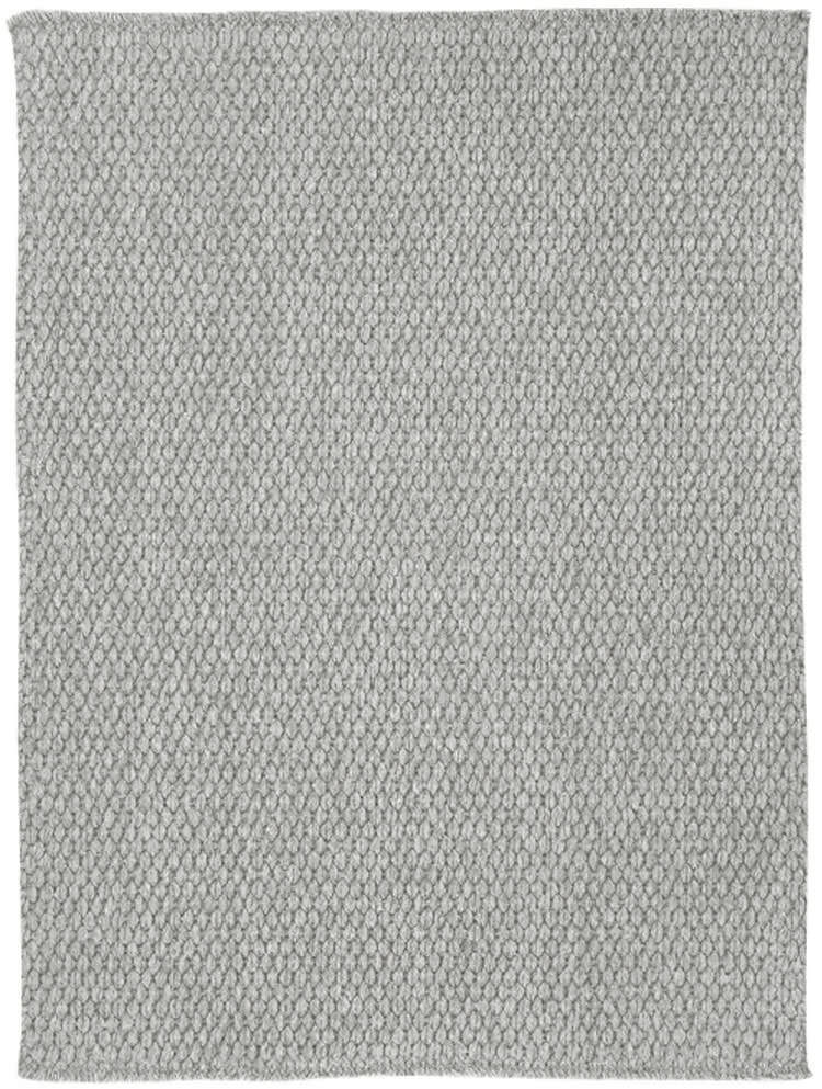 Capel Worthington 300 Cool Grey Braided Rug