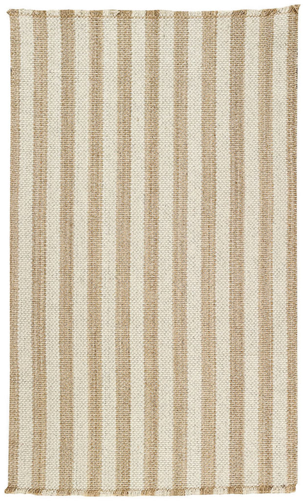 Capel Hampton 760 Shingle Stripe Braided Rug
