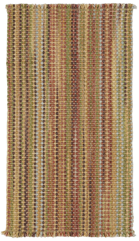 Capel Hampton 910 Madras Braided Rug