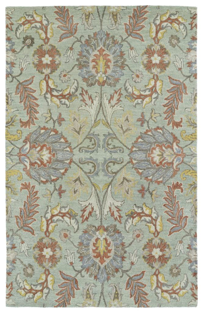 Kaleen Helena Collection 3212-88 Mint Rug