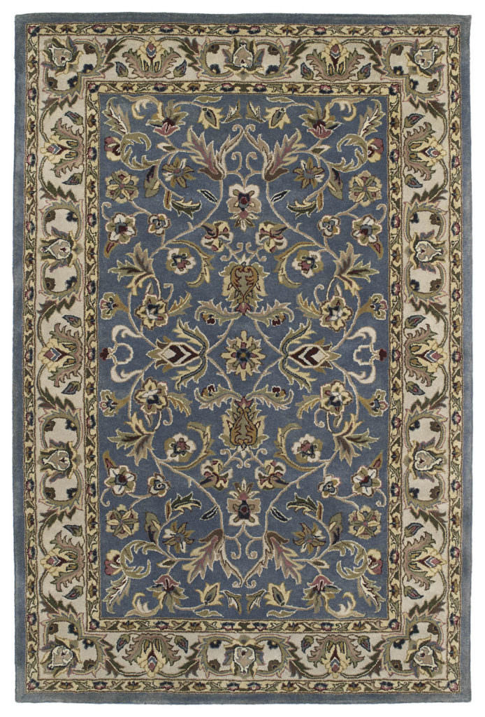 Kaleen Mystic William-01 Blue Rug