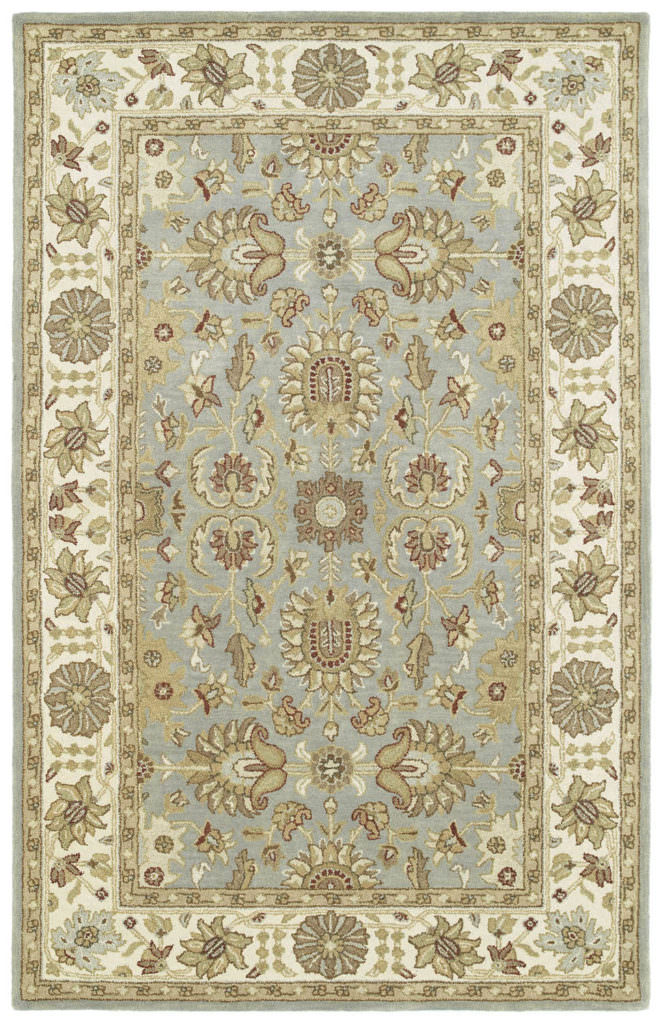 Kaleen Heirloom Sybil - 01 Spa Rug