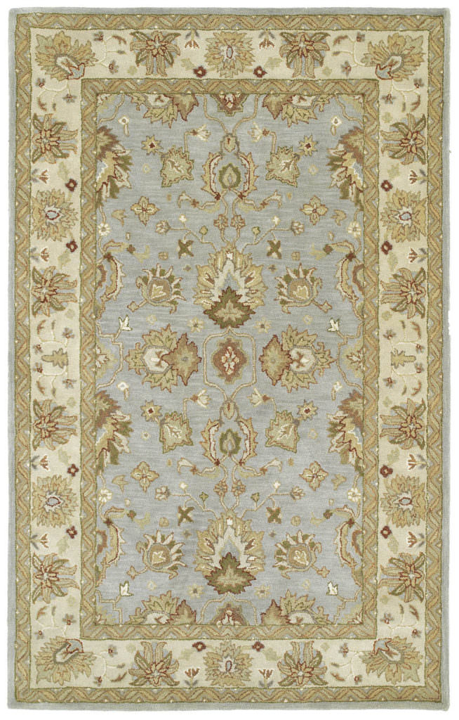 Kaleen Heirloom Heather-02 Spa Rug