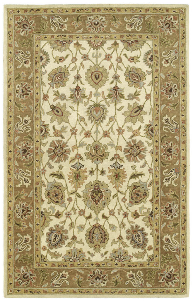 Kaleen Heirloom Deborah-03 Linen Rug
