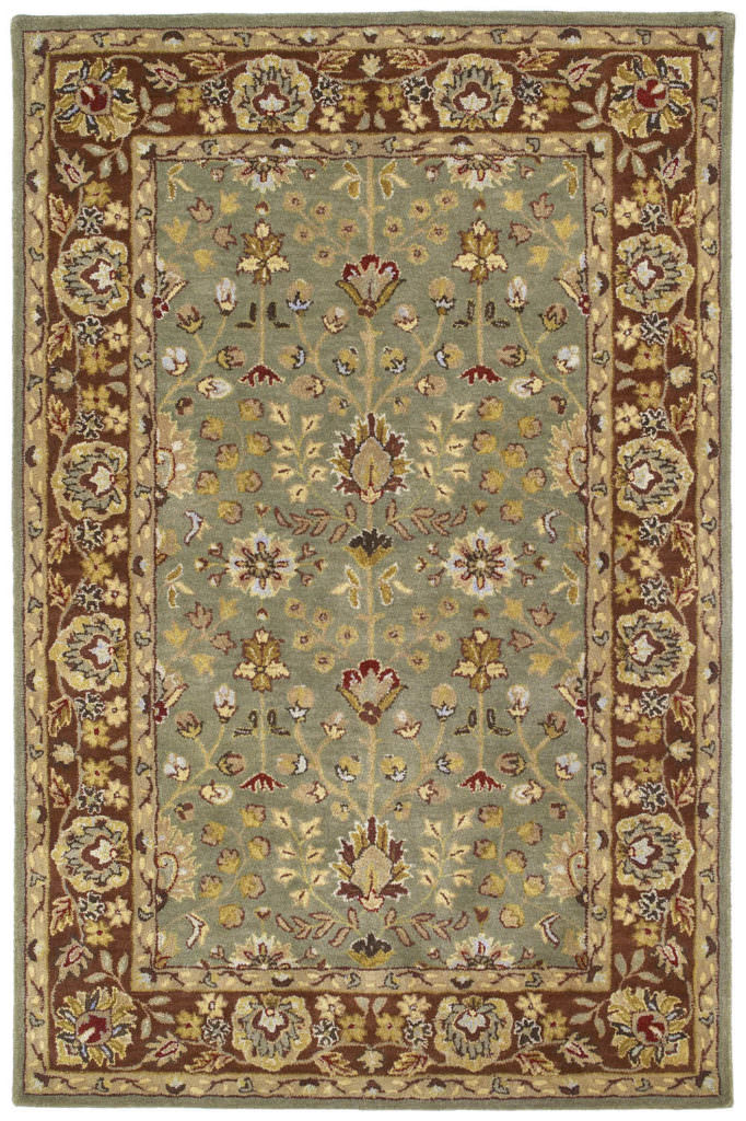 Kaleen Heirloom Katherine-05 Beryl Rug