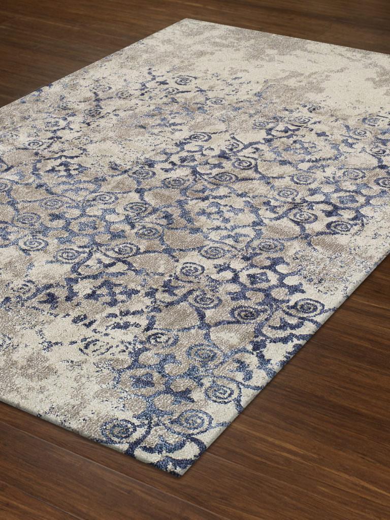 Dalyn Antigua AN6 Linen Rug Floor View