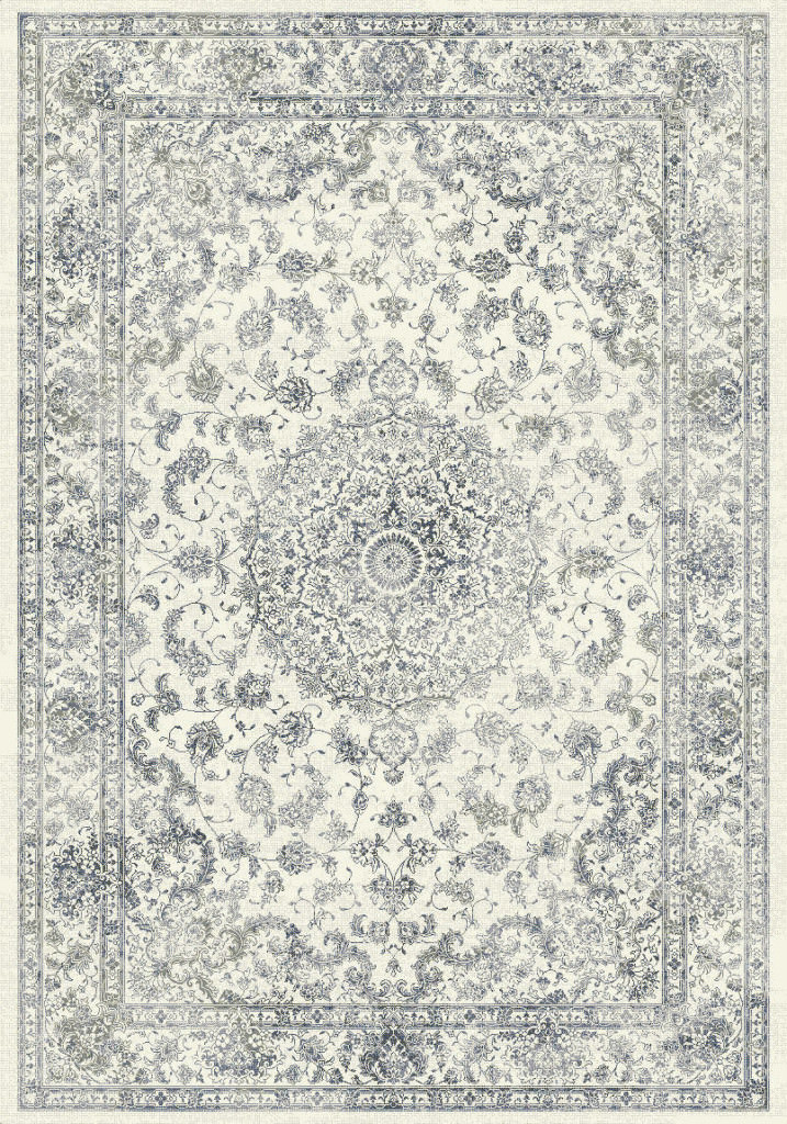 "Dynamic Ancient Garden 9'-2"" x 12'-10"" 57109-6666 Cream Rug"