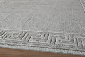 Momeni Bliss 8' x 10' BS-23 Grey Rug View 2
