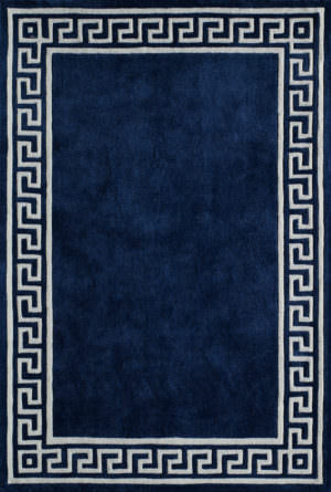 Momeni Bliss 8' x 10' BS-23 Navy Rug