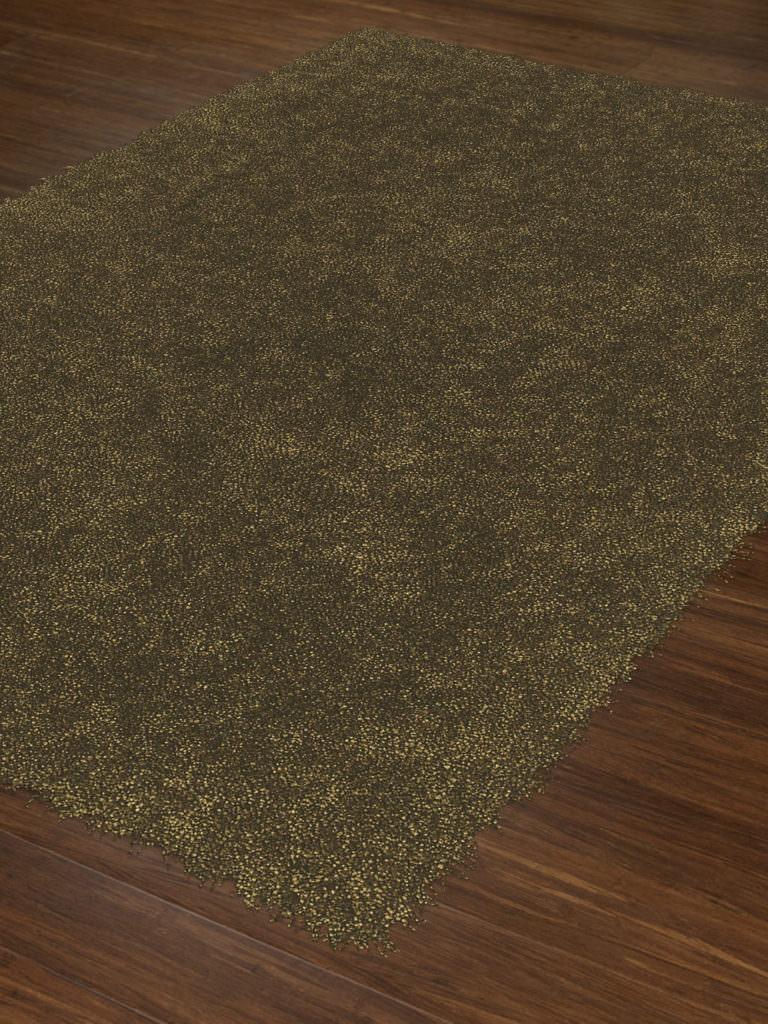 Dalyn Belize BZ100 Gold Rug Floor View