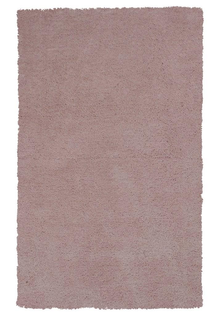 "KAS Bliss 1575 Rose Pink Shag 27"" X 45"" Rug"