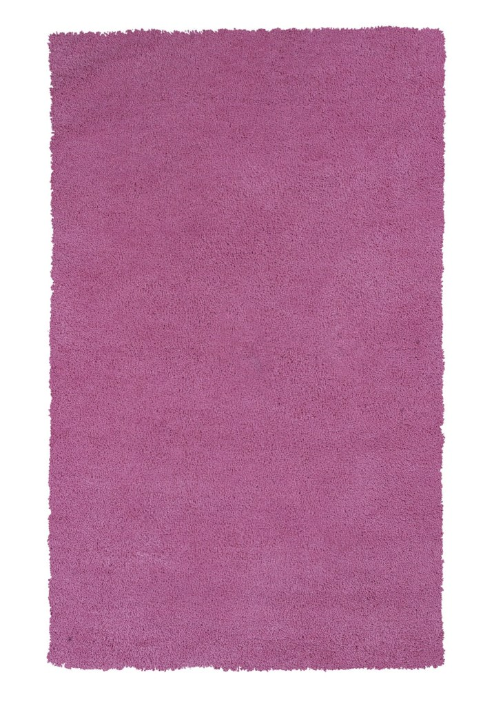 "KAS Bliss 1576 Hot Pink Shag 27"" X 45"" Rug"