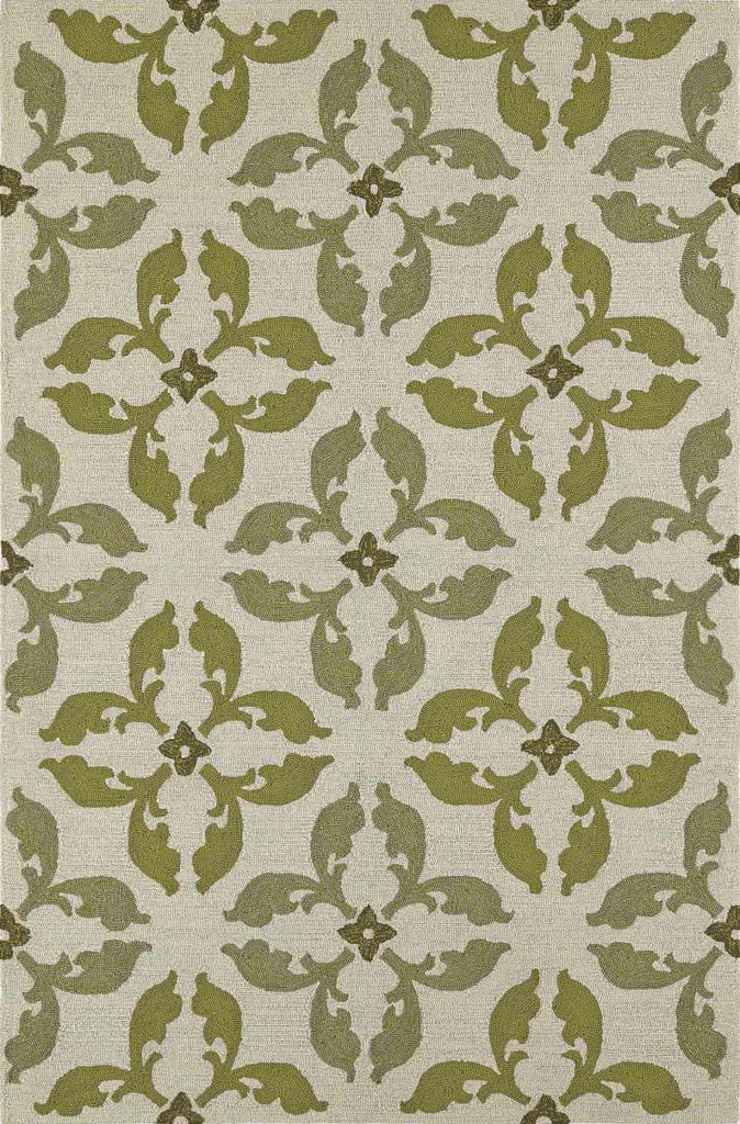 Dalyn Cabana CN17 Lime Rug