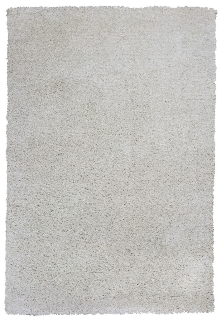 "KAS Delano 1166 Ivory Solid 3'-3"" x 5'-3"" Rug"