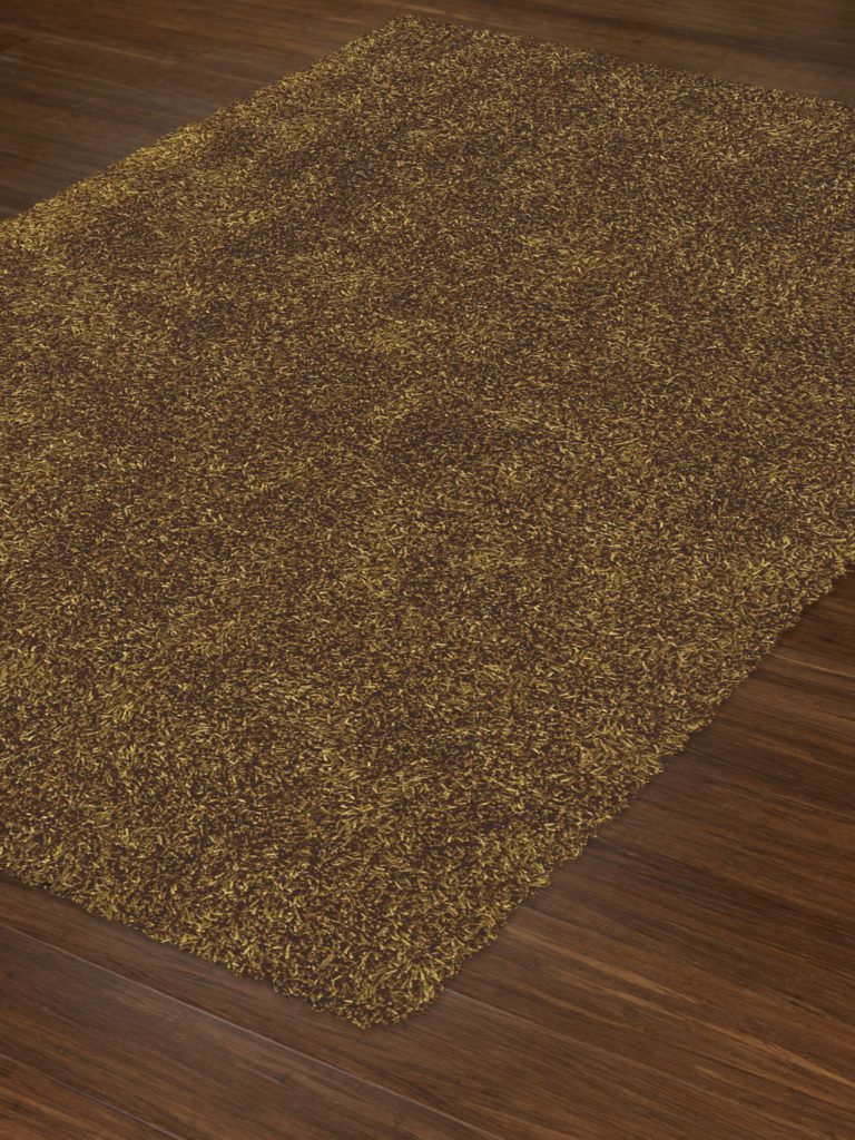 Dalyn Illusions IL69 Gold Rug Floor View
