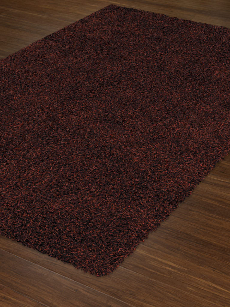 Dalyn Illusions IL69 Paprika Rug Floor View