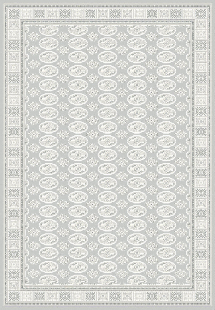 "Dynamic Imperial 7'-10"" x 10'-10"" 12146-900 Grey Rug"