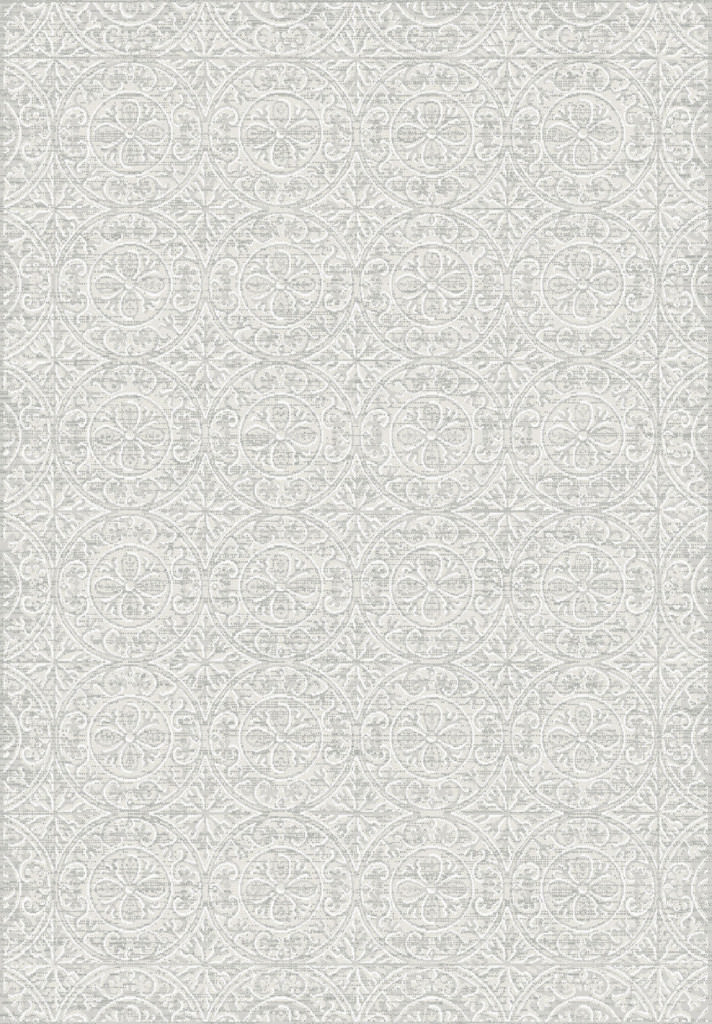 "Dynamic Imperial 7'-10"" x 10'-10"" 12148-902 Grey Rug"