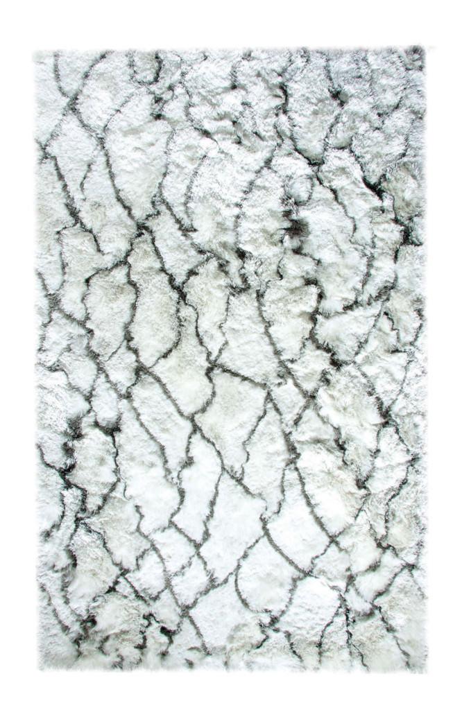 Dynamic Loft 10' x 14' 3101-109 Ivory / Grey Rug