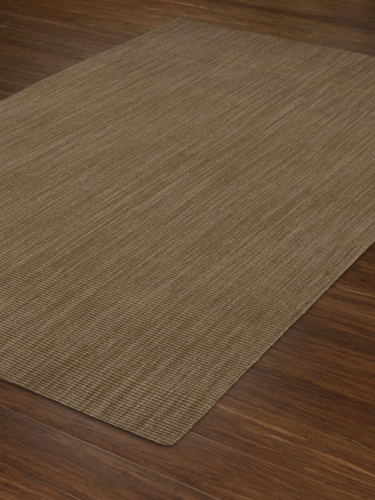 Dalyn Monaco Sisal MC100 Mocha Rug Floor View