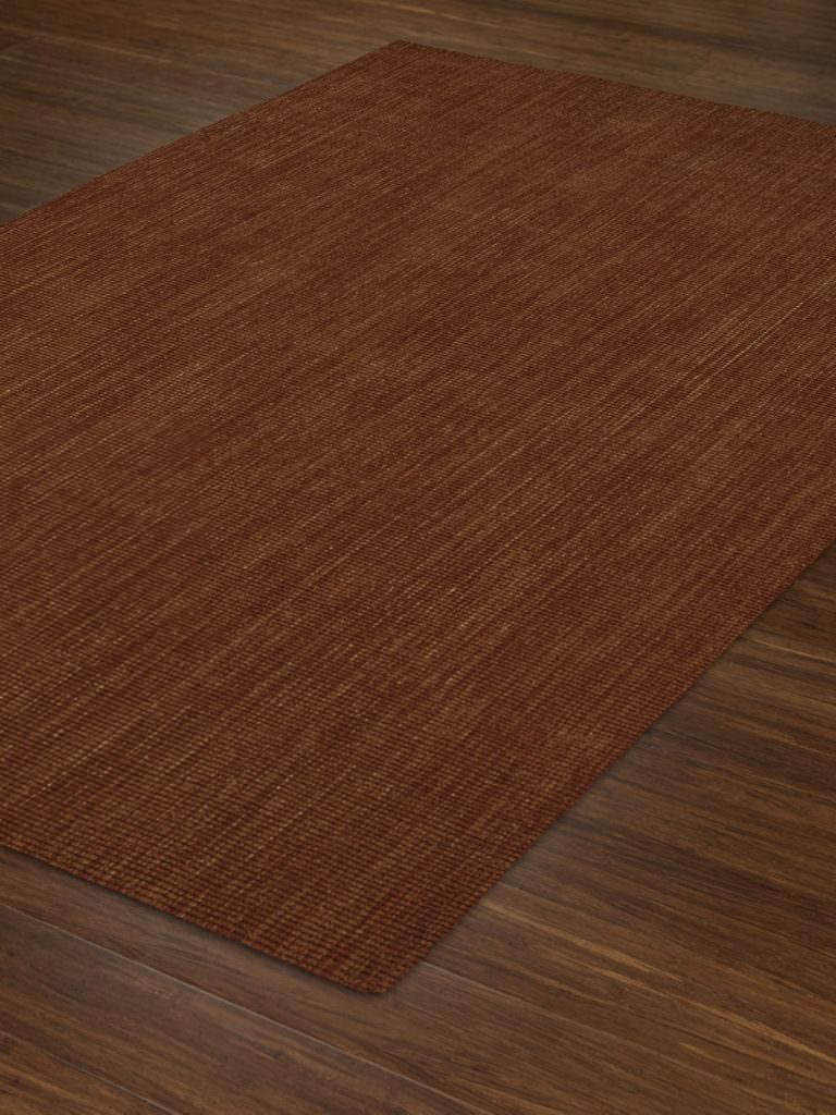 Dalyn Monaco Sisal MC100 Paprika Rug Floor View