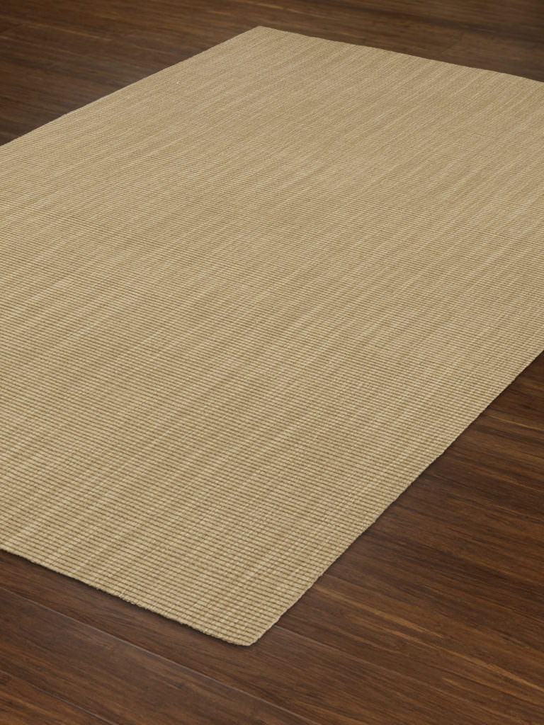 Dalyn Monaco Sisal MC100 Sandstone Rug Floor View