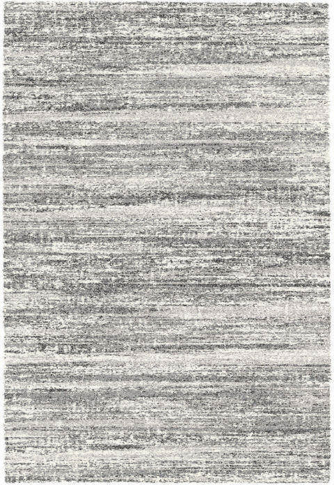 "Dynamic Mehari 7'-10"" x 11'-2"" 23094-6258 Black / White Rug"