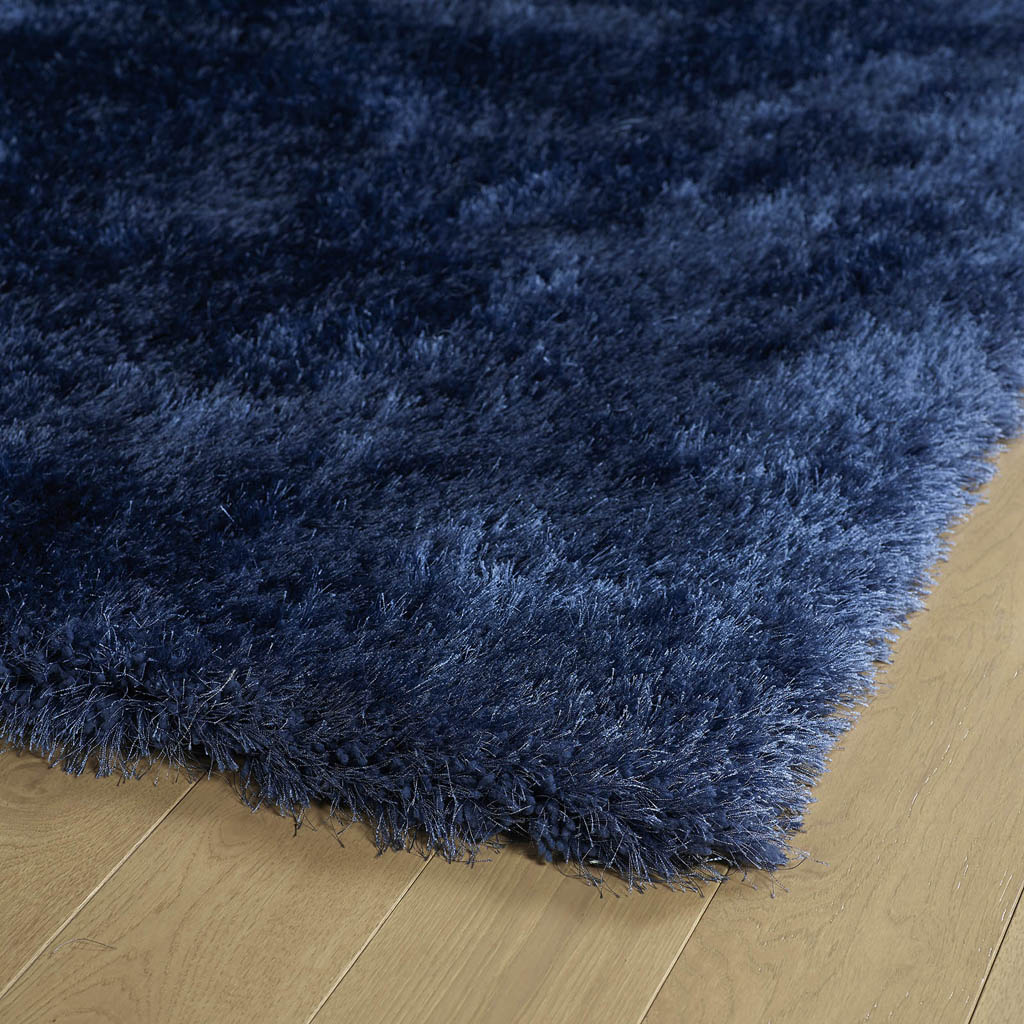 Kaleen Posh PSH01-10 Denim Rug Close-Up