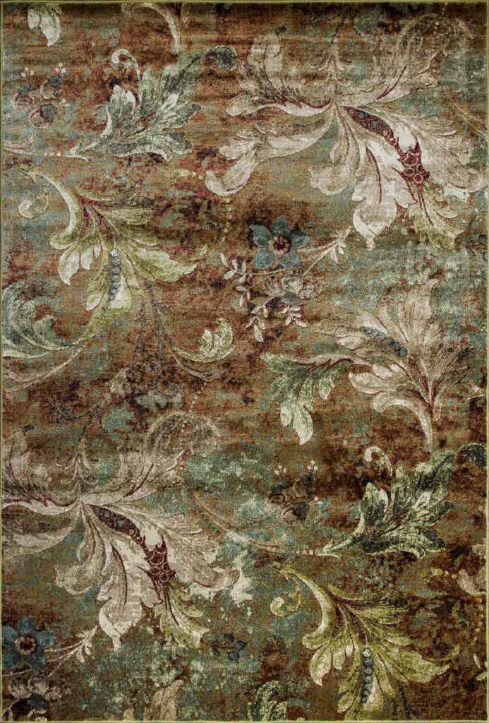 "KAS Versailles 8505 Multi Heirloom 2'-2"" x 3'-7"" Rug"
