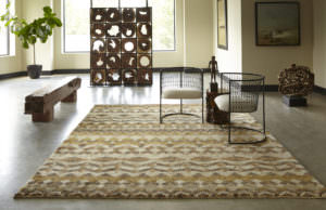 Tommy Bahama Ansley ANS 50906 Beige / Gold Room View