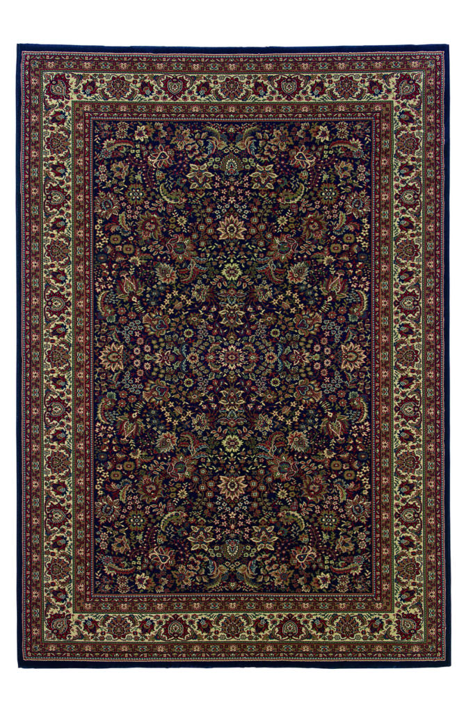 Oriental Weavers Ariana ARI 113B2 Blue / Red Rug