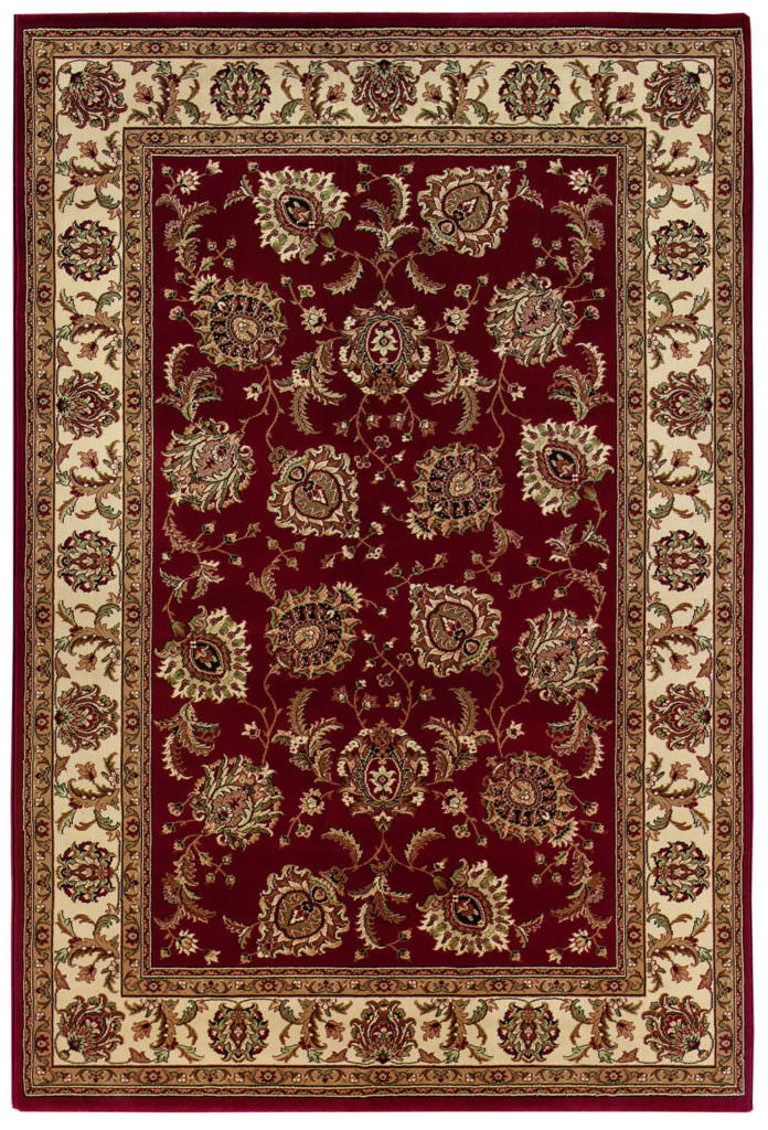 Oriental Weavers Ariana ARI 117C3 Red / Ivory Rug