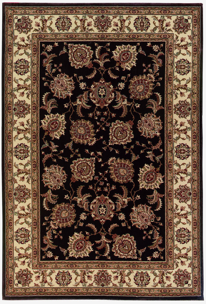 Oriental Weavers Ariana ARI 117D3 Brown / Ivory Rug